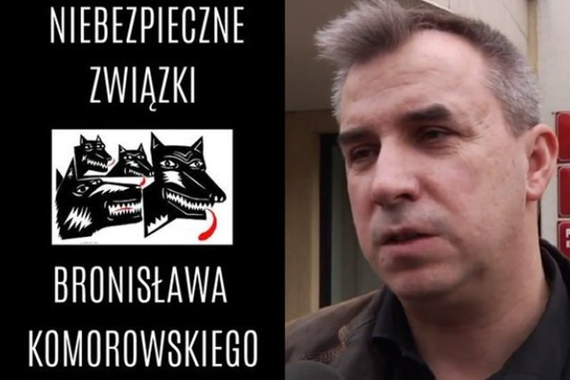 """""""Niebezpieczne związki Bronisława Komorowskiego"""" zawierają co najmniej kilka fragmentów wyglądających na plagiat."""