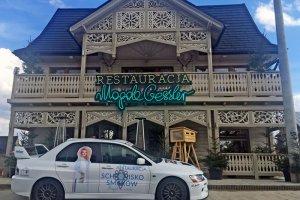 Nowa restauracja Magdy Gessler w Bukowinie Tatrzańskiej.
