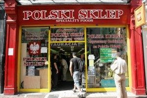 Jedyny możliwy sklep, według posłanki Pawłowicz to...