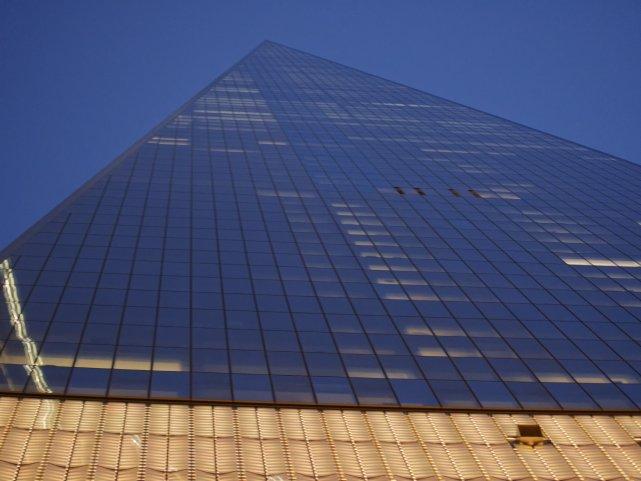 nowy gmach WTC 1
