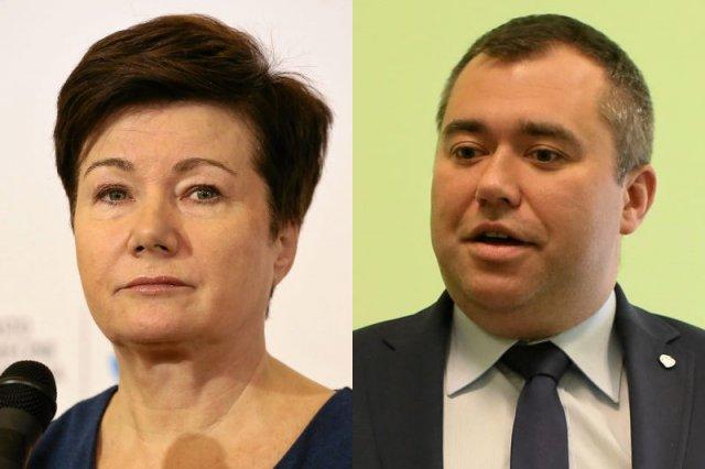 Wiceburmistrz Bemowa ostro atakuje zastępcę Hanny Gronkiewicz-Waltz – Jarosława Dąbrowskiego.