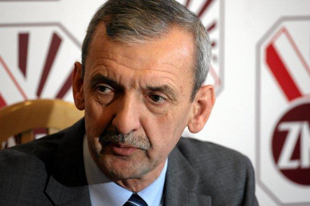 Szef Związku Nauczycielstwa Polskiego Sławomir Broniarz sprzeciwia sięDeklaracji sumienia pedagogów.