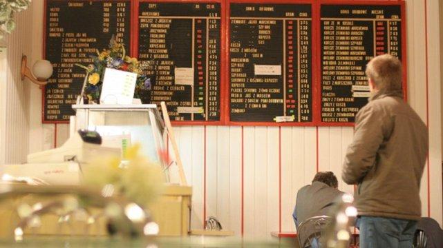 Bar Targowy w Krakowie