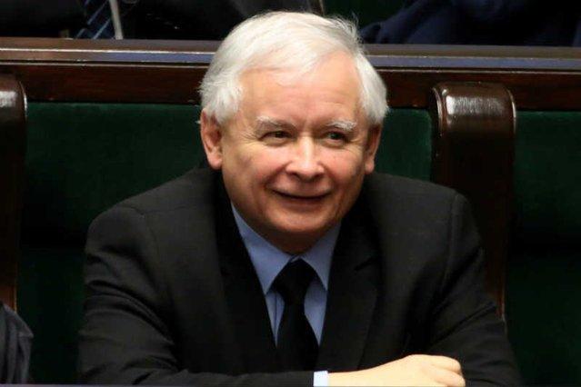 Wygląda na to, że Jarosław Kaczyński ma powody do zadowolenia.