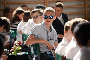 Uczniowie gimnazjum w Radomsku mieli pomysł na to, jak podciągnąć swoje oceny.
