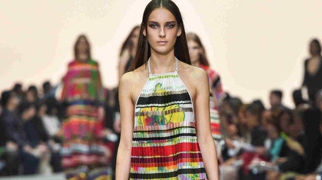 Kolekcja Roberto Cavalli wiosna-lato 2015