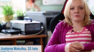 Justyna Matulka, 33-letnia córka Teresy Matulki