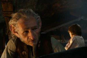 """""""BFG: Bardzo Fajny Gigant"""" to nowy film Stevena Spielberga."""