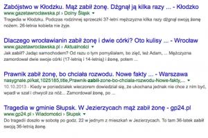 Morderstwa Polaków na Polkach nie wywołują tak gwałtownych reakcji opinii publicznej. Dlaczego?