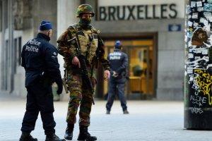 W całej Belgii zaostrzono środki bezpieczeństwa.