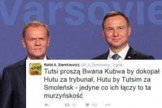 Rafał Ziemkiewicz odleciał?