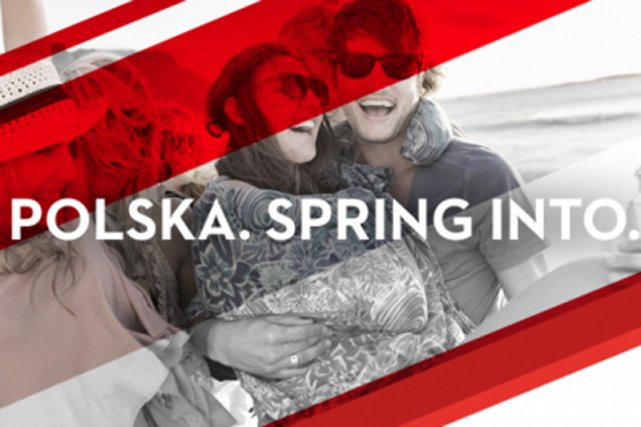 Polska. Spring in two