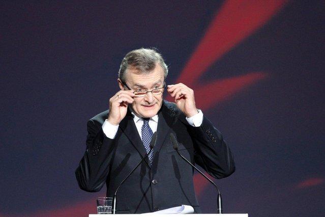 Piotr Gliński w przemówieniu nawiązywał do sytuacji politycznej.