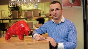 Daniel Pawełek, właściciel Butchery&Wine