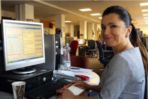 Beata Tadla wraca do prowadzenia programu informacyjnego.