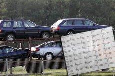 Projekt senatora PiS zakłada astronomiczne kwoty akcyzy za używane samochody.