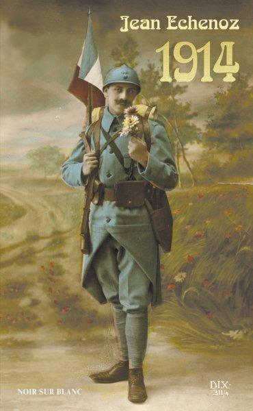 Jean Echenoz 1914