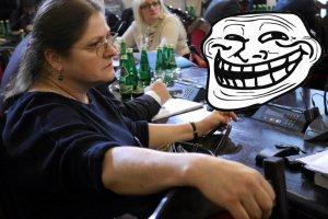 Kto to powiedział? Krystyna Pawłowicz czy anonimowy hejter?