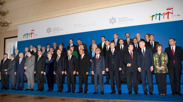 Szczyt Partnerstwa Wschodniego w Warszawie w 2011 r.