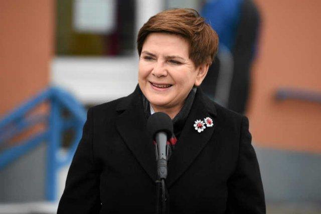 Notowania rządu Beaty Szydło wzrosły w porównaniu do grudnia.