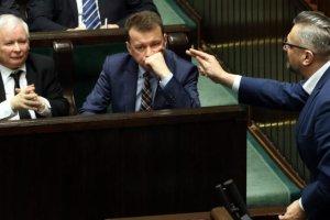 Tomasz Lenz ukarany za łamanie regulaminu w Sejmie. Uważa, że to przejaw represji i zastraszania.