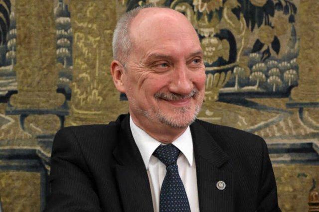 Antoni Macierewicz, poseł PiS, były szef Służby Kontrwywiadu Wojskowego