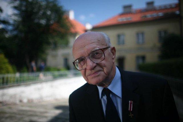 ppłk. Edmund Baranowski, powstaniec warszawski