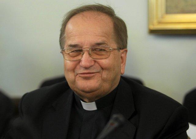 Ksiądz Tadeusz Rydzyk na komisji sejmowej.