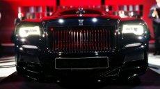 Rolls Royce w wersji Black Badge to auto, które na pewno trafi w gust młodszych kierowców.