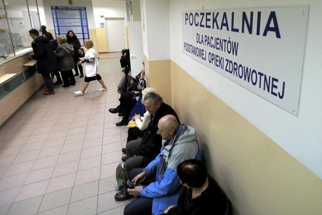 Rozwój medycyny sprawia, że żyjemy dłużej, ale do Europy Zachodniej jeszcze nam daleko.