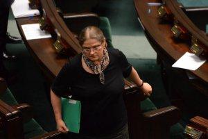 Krystyna Pawłowicz nie jest wymarzoną współlokatorką dla kolegów i koleżanek z partii