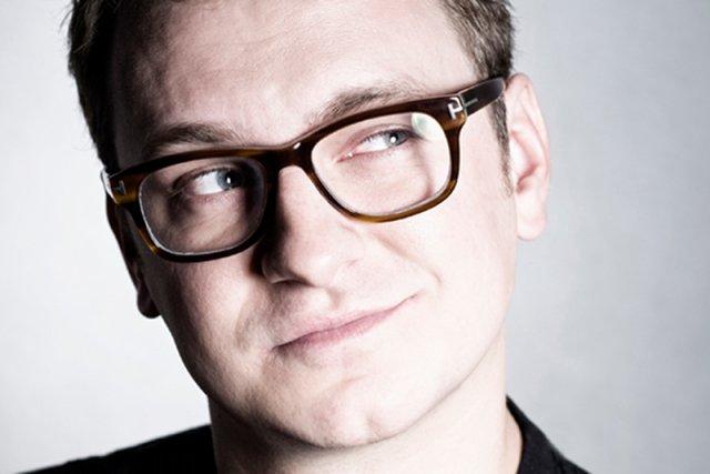Maciej Frączyk znany w internecie, jako Niekryty Krytyk.