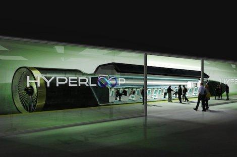 Władze Moskwy zamierzają rozładować gigantyczne korki dzięki wdrożeniu w infrastrukturę transportową projektowanej amerykańskiej technologii Hyperloop