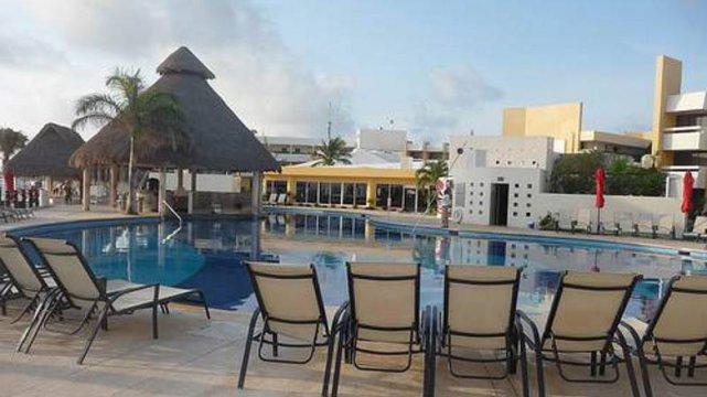 Temptation Resort Spa w Cancun w Meksyku