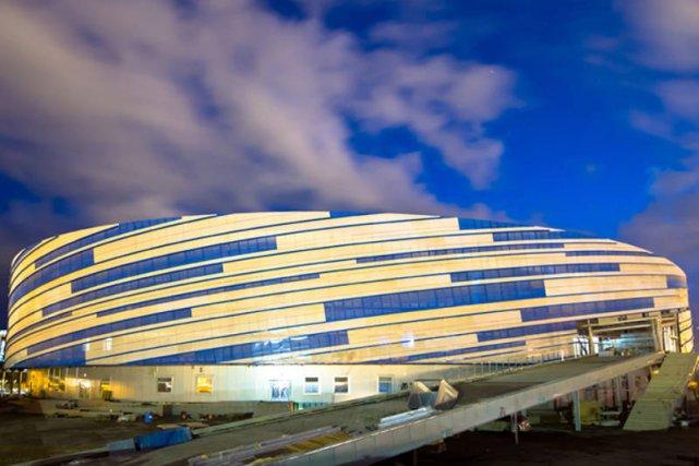 Mały Pałac Lodu / Szajba Arena