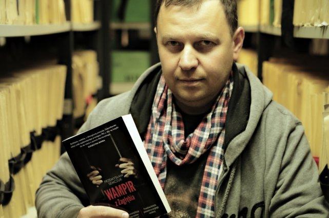 Autor książki Przemysław Semczuk.