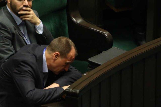 Paweł Kukiz pogubił się w swojej opozycyjności.