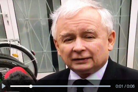 """Przejęzyczenie Kaczyńskiego (tradycyjnie) podbija sieć. Posłuchaj, jak prezes wymawia słowo """"Brexit"""""""