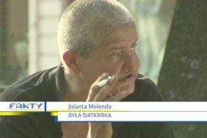 Wstrząsający materiał TVN, którego prawie nikt nie zauważył. Była mistrzyni Polski Jolanta Molenda żyje na ulicy