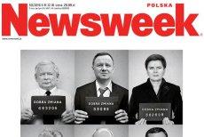 """W najnowszym numerze Newsweeka Renata Kim pisze o kronikarzach """"podłej zmiany""""."""
