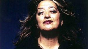 Zaha Hadid we własnej osobie