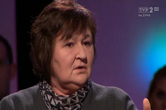 """Prof. Magdalena Środa mówiła w programie """"Tomasz Lis na żywo"""", że milczenie ofiar mobbingu wynika z braku świadomości praw"""