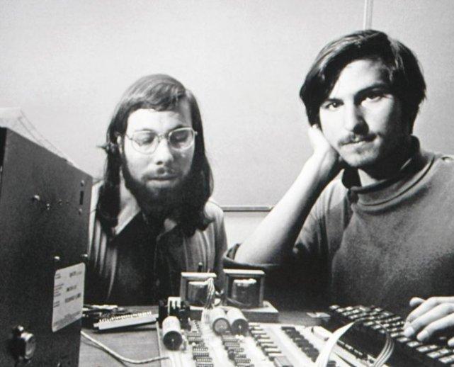Steve Jobs i Steve Wozniak