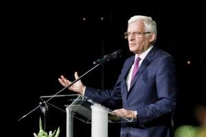 Jerzy Buzek, były premier i mówca Kongresu Obywatelskiego przekonuje, że uczelnie są gotowe na korzystanie z owoców programu Erasmus+.