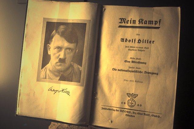 Prawa autorskie do książki przynosiły Hitlerowi większy dochód niż pensja kanclerza.