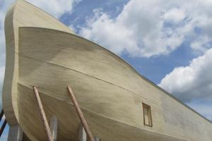 W USA powstała replika Arki Noego.