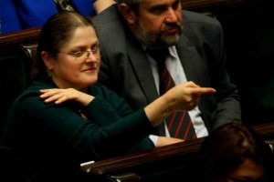 Krystyna Pawłowicz zabiera pieniądze Trybunałowi Konstytucyjnemu i Rzecznikowi Praw Obywatelskich.
