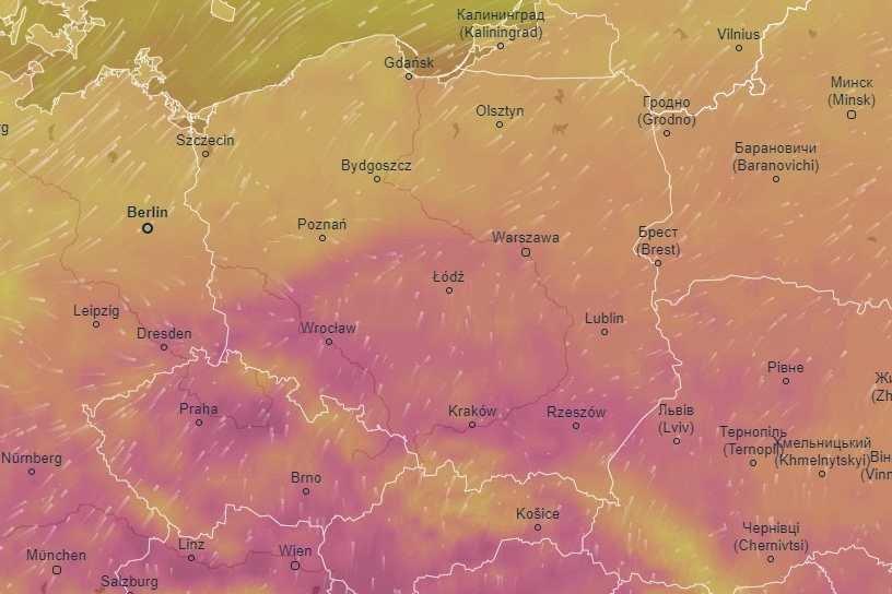 Prognoza pogody na środę, czwartek i piątek. Burze z gradem [ZOBACZ, GDZIE] | naTemat.pl
