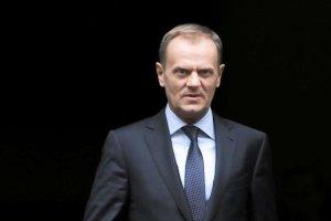 Przewodniczący Rady Europejskiej Donald Tusk apeluje o wsparcie w wypracowaniu porozumienia z Wielką Brytanią.