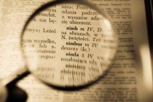 Prawdziwe znaczenia słów czasami są inne, niż nam się wydaje